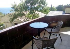 Ласточка - 2-комнатные апартаменты для 4-5 гостей  Апартаменты №1 - гостевой дом  Гаспра