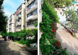 2-хкомнатная Сурикова - Алупка  Квартира  посуточно