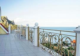 spa отель   - Крым  Кацивели гостиница